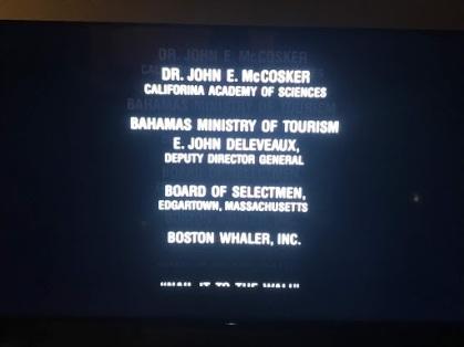 Jaws credits